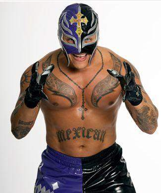 Rey Mysterio - The Official Wrestling Museum